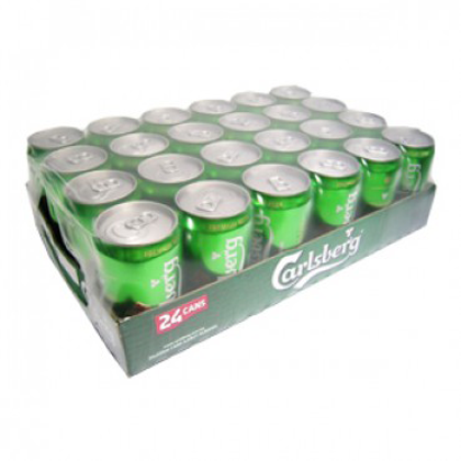 Carlsberg Cans 24/500ML