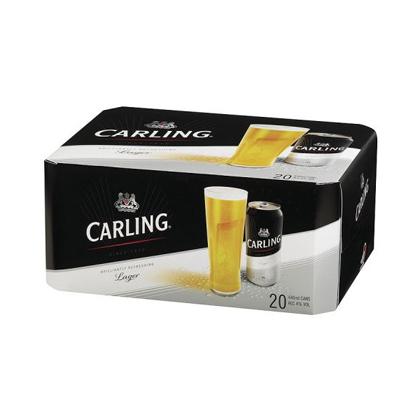 Carling 20 440ml