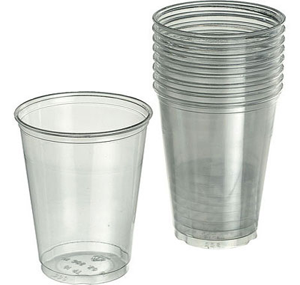 Small Plastic cups 100PK